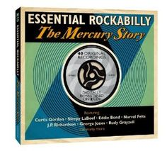 Amazon.com: Essential Rockabilly: The Mercury Story: CDs & Vinyl