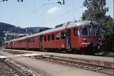 Swiss Railways, Bonde, Light Rail, Bahn, Electric, The Unit, Beauty, Beautiful, Railings