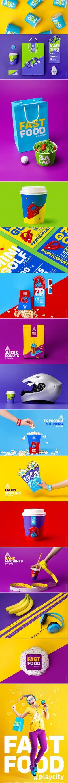 Play City — The Dieline - Branding & Packaging Design