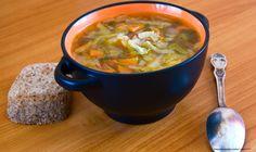 Sopa huertana - Cocina - Nota - aztecaamerica.com