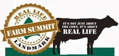 Real Life Farm Summit-- join Landmark Services Cooperative when they will bring everyday, real life farm encounters FRONT and CENTER!