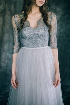 """Wedding dress """"Space"""" 