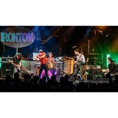 Awesome band....IRONTOM