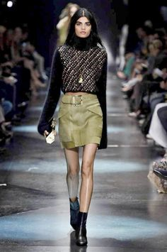 Milano Fashion Week FW 2015-2016 Roberto Cavalli #RobertoCavalli #catwalk #Milan #moda #modadonna #sfilate #runway
