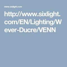 http://www.sixlight.com/EN/Lighting/Wever-Ducre/VENN