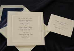 Classic & Elegant  Wedding Invitations Set And they are on sale 20% OFF