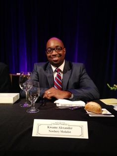 Kwame Alexander named Summer Reading Champion for 2017.