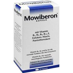 MOWIBERON Kapseln:   Packungsinhalt: 50 St Kapseln PZN: 03355413 Hersteller: Rodisma-Med Pharma GmbH Preis: 10,16 EUR inkl. 7 % MwSt.…