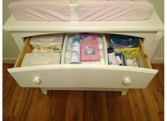 Organized and Simplified!: Four Days, Four Drawers: a recap