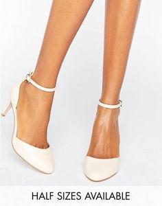 ASOS – SWALLOW – Schuhe mit Absatz