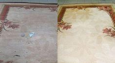 Cum să-ţi cureţi covoarele eficient cu o soluţie făcută... Dyi, Cleaning, Rugs, Painting, Home Decor, Pandora, Cottages, Shake, Health