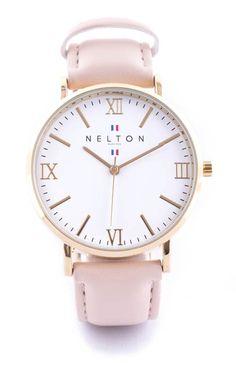 #neltonwaches Watches, What To Wear, Leather, Accessories, Fashion, Clocks, Wrist Watches, Moda, Wristwatches