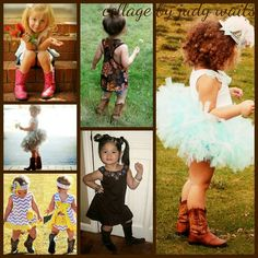 My Boots Collage by Judy Waits