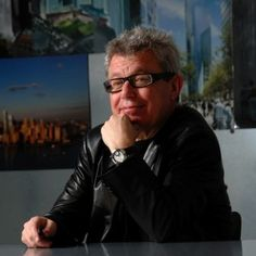 """""""We shouldn't be comfortable in this world"""", says Polish-American architect Daniel Libeskind, who believes architecture should be more expressive Jewish Museum Berlin, Daniel Libeskind, Toronto, Memories, Sayings, Architecture, American, Dezeen, Painters"""