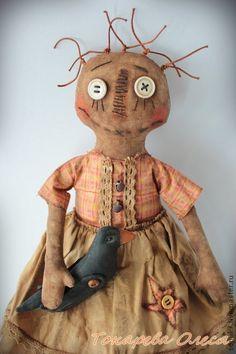 Коллекционные куклы ручной работы. Ярмарка Мастеров - ручная работа Реджина и Рох. Handmade.