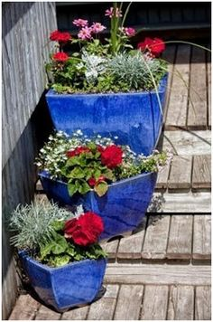 Free Container Gardening Guides - Learn how to grow and maintain beautiful, healthy gardens in planters and planter pots in little corners of your patio, deck, balcony or yard.