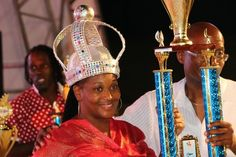 """Menell recently won the2016 Calypso Crown in St. Lucia. This is the fourth time Menell has won the title. According to St. Lucia First, she performed """"Rivers of Blood"""" and """"People Power."""" Her writ…"""