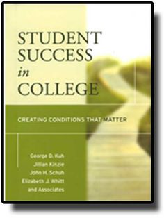 I am now reading this book again with the office of admissions and see many innovative ideas and philosophies incorporated in this book.  Many of the schools talk about how student success is carried out because the employees buy-in to the ideas.  This makes me think of innovation in companies and how the book shares that everyone should be involved to actually make it an innovative organization as opposed to simply thinking you are innovative.