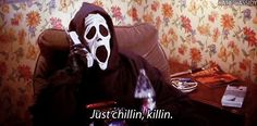 Scary Movie.