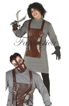 Disfraz para hombre científico asesino - Disfraz Halloween - Tienda Esfantastica