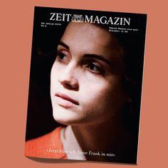 """Nr. 05 / 15 - """"Jetzt höre ich Anne Frank in mir"""""""