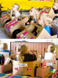 This Drive In Party Idea is Sooo Cute!!