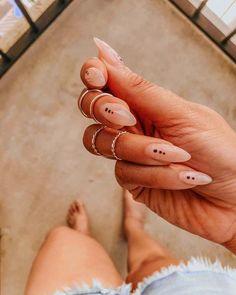 ten nail & makeup studio nail art designs hansen chrome nail makeup nail art designs nail art designs inc nail makeup harley gardens nail art nailart inc nail makeup Minimalist Nails, Nail Art Designs, Design Art, Design Ideas, Nagel Hacks, Almond Acrylic Nails, Almond Nail Art, Almond Nails Designs, Dope Nails