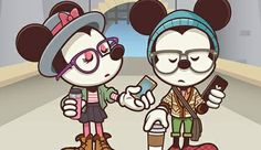 Disney Hipsters!