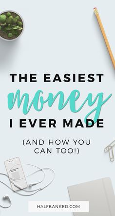 If you want to make passive income (but like, actually) this is the only way I've ever earned money that felt really passive. Find out how you can, too! via @halfbanked