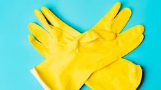 How to Fix a Pair of Rubber Gloves Instead of Buying New Ones