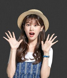 Jung So Min, Kim You Jung, Young Actresses, Actors & Actresses, Playful Kiss, Model Poses Photography, I Fall, Girl Crushes, Babe
