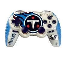 Playstation 3 Tennessee Titans Wireless Game Pad -- You can find out more details at the link of the image. Tn Titans, Tennessee Titans, Titans Football, Football Team, Houston Oilers, Arkansas Razorbacks, Home Team, Sports Photos, Nfl Jerseys
