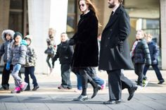 New York's Finest - New York Fashion Week Fall 2014 Street Style Day 1