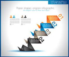 Image result for origami graphic design