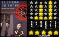 Crítica del libro Ender's Game (El juego de Ender) en TheZash.com