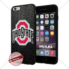 "NCAA Ohio State Buckeyes Cool iPhone 6 Plus (6+ , 5.5"") Smartphone Case Cover Collector iphone TPU Rubber Case Black SHUMMA http://www.amazon.com/dp/B013Z4KVLU/ref=cm_sw_r_pi_dp_Yr2bwb0WME01W"