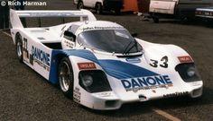 RSC Photo Gallery - Silverstone 1000 Kilometres 1986 - Porsche 956 no.33 - Racing Sports Cars