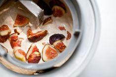 Fig Balsamic Ice Cream