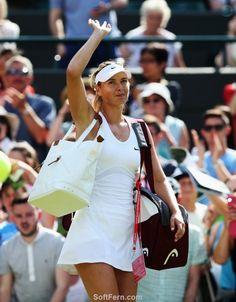 Maria Sharapova sexy photos. Part III. 11 PHOTOS .. Sharapova is the third youngest women tennis player to have won a Wimbledon singles title  http://softfern.com/NewsDtls.aspx?id=892&catgry=8