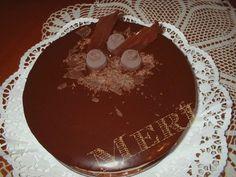 Tarta amaretto Cake, Desserts, Food, Truffles, Hearts, Cooking, Pie, Postres, Mudpie
