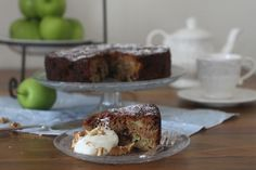 This classic apple cake is a perfect afternoon treat to bake for Mum this Mother's day. 1 cup raisins ½ cup brandy 1 cup self raising flour 1 tsp baking powder 2 tsp nutmeg 2 tsp cinnamon 1 tsp ginger 1 tsp cloves 150g butter 1&1/4 cups sugar 3 eggs 2 Granny Smith apples ½…