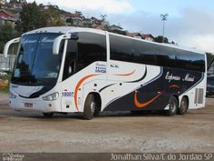 Luxury Bus, Red Bus, Busses, Big, Vehicles, Sao Paulo, Brazil, Off Road Cars, Roads