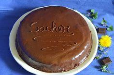 Tort Sacher Kiwi, Deserts, Pudding, Cake, Food, Sweets, Gummi Candy, Custard Pudding, Kuchen