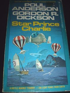 Star Prince Charlie Poul Anderson Gordon R. Dickson Berkley March 1976 Paperback