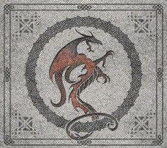 666 park avenue dragon mosaic - Google Search
