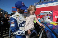 Jimmie Johnson Triumphs at Charlotte as Five Chase Drivers Fall on Hard Times