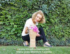 """Quiero tocar vuestros corazones   diseñando vuestro tocado o complemento soñado.  Siente el efecto """"Mamá""""  María José www.tocadosmama.com"""