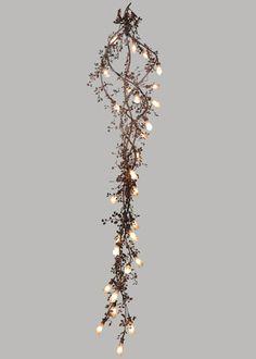 vine chandeliers