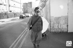 Street Artist - STIK - 2011