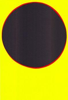 Black Sun, 1978 Silkscreen by Sir Terry Frost Easyart.com
